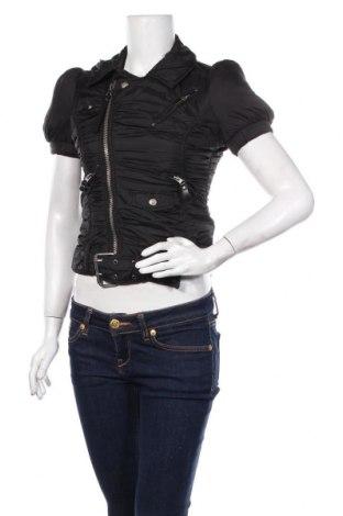 Γυναικείο μπουφάν Miss Sixty, Μέγεθος S, Χρώμα Μαύρο, Τιμή 44,16€