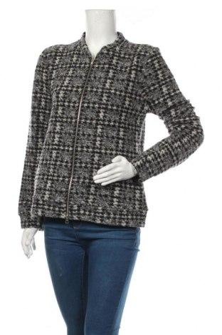 Γυναικείο μπουφάν Queen Mum, Μέγεθος XL, Χρώμα Γκρί, 80% μαλλί, 20% πολυεστέρας, Τιμή 46,54€