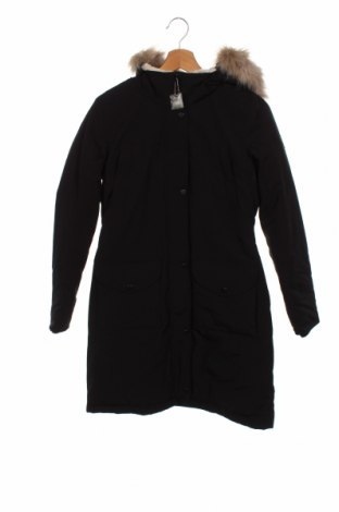 Дамско яке Ralph Lauren, Размер XS, Цвят Черен, Пух и пера, полиестер, памук, Цена 396,75лв.