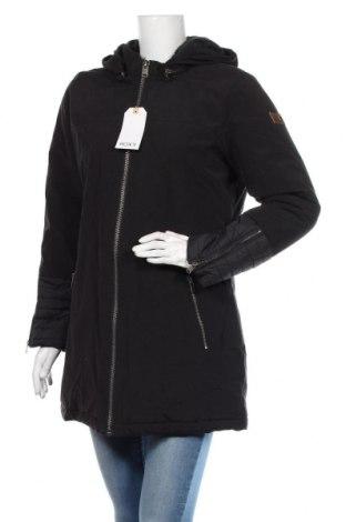 Γυναικείο μπουφάν Roxy, Μέγεθος M, Χρώμα Μαύρο, 72% βαμβάκι, 28% πολυαμίδη, Τιμή 79,02€