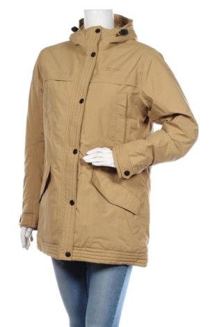 Γυναικείο μπουφάν Tenson, Μέγεθος L, Χρώμα  Μπέζ, Πολυαμίδη, Τιμή 46,54€