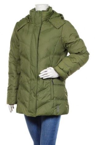 Geacă de femei Tom Tailor, Mărime XL, Culoare Verde, Poliamidă, puf și pene, Preț 219,57 Lei