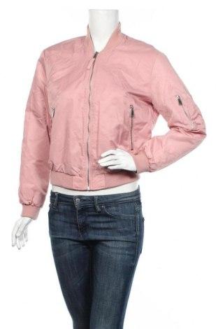 Geacă de femei Zara, Mărime XS, Culoare Roz, Poliamidă, Preț 159,16 Lei