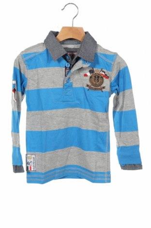Bluză pentru copii Vent Du Cap, Mărime 3-4y/ 104-110 cm, Culoare Gri, 90% bumbac, 10% viscoză, Preț 87,50 Lei