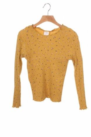 Παιδική μπλούζα Zara, Μέγεθος 11-12y/ 152-158 εκ., Χρώμα Κίτρινο, Τιμή 10,67€