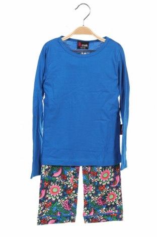 Dětské pyžamo, Velikost 4-5y/ 110-116 cm, Barva Modrá, Bavlna, Cena  386,00Kč