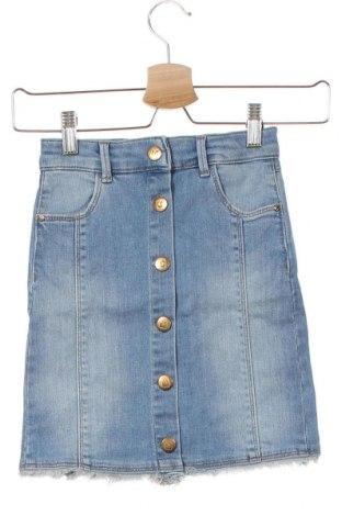 Dětská sukně , Velikost 3-4y/ 104-110 cm, Barva Modrá, 98% bavlna, 2% elastan, Cena  447,00Kč