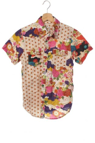 Cămașă pentru copii Desigual, Mărime 14-15y/ 168-170 cm, Culoare Multicolor, 100% bumbac, Preț 126,00 Lei