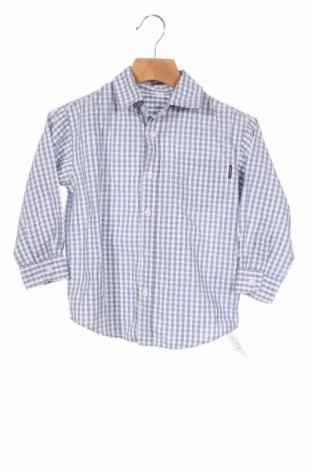 Παιδικό πουκάμισο H&M L.O.G.G., Μέγεθος 2-3y/ 98-104 εκ., Χρώμα Μπλέ, Βαμβάκι, Τιμή 10,21€