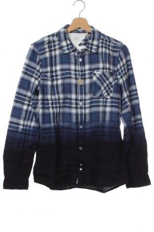 Dětská košile  Pepe Jeans, Velikost 15-18y/ 170-176 cm, Barva Modrá, Bavlna, Cena  730,00Kč