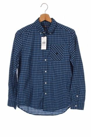 Παιδικό πουκάμισο Ralph Lauren, Μέγεθος 14-15y/ 168-170 εκ., Χρώμα Μπλέ, Βαμβάκι, Τιμή 31,16€