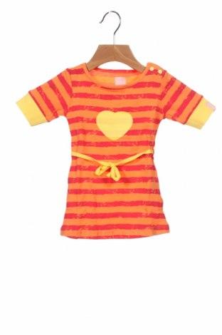 Детска рокля Beebielove, Размер 2-3m/ 56-62 см, Цвят Многоцветен, 95% памук, 5% еластан, Цена 36,75лв.