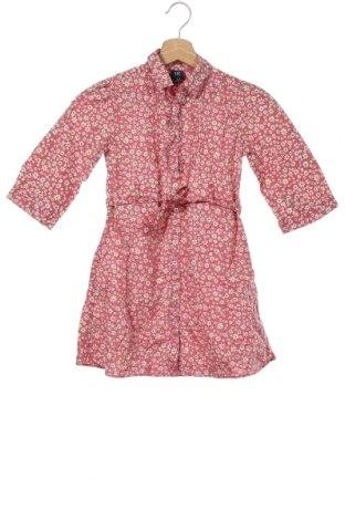 Rochie pentru copii Gap, Mărime 6-7y/ 122-128 cm, Culoare Roz, Bumbac, Preț 92,84 Lei