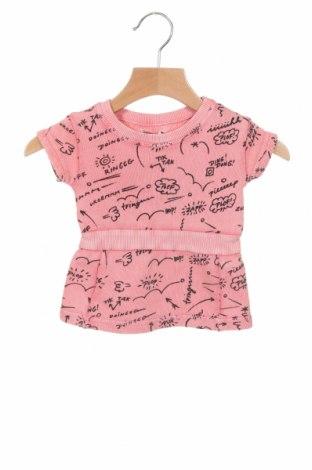 Rochie pentru copii Imps&Elfs, Mărime 2-3m/ 56-62 cm, Culoare Roz, Bumbac, Preț 170,23 Lei