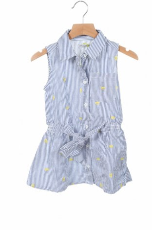 Rochie pentru copii Lemon Beret, Mărime 18-24m/ 86-98 cm, Culoare Albastru, 100% bumbac, Preț 120,89 Lei