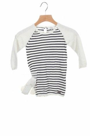 Rochie pentru copii Noppies, Mărime 6-9m/ 68-74 cm, Culoare Gri, 88% bumbac, 12% fire din metal, Preț 135,86 Lei