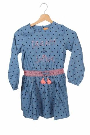 Rochie pentru copii Staccato, Mărime 5-6y/ 116-122 cm, Culoare Albastru, Bumbac, Preț 145,56 Lei