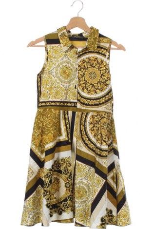 Dětské šaty  Versace, Velikost 12-13y/ 158-164 cm, Barva Vícebarevné, Bavlna, Cena  5315,00Kč