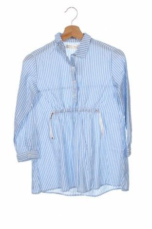 Παιδικό φόρεμα Zara, Μέγεθος 8-9y/ 134-140 εκ., Χρώμα Μπλέ, Βαμβάκι, Τιμή 12,53€