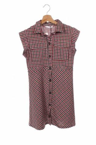 Παιδικό φόρεμα Zara, Μέγεθος 13-14y/ 164-168 εκ., Χρώμα Πολύχρωμο, 62% πολυεστέρας, 38% βαμβάκι, Τιμή 19,49€