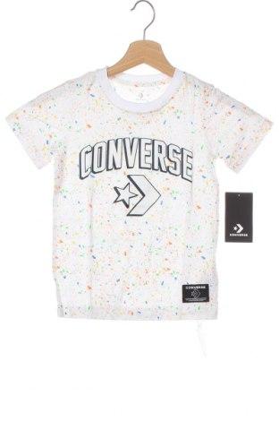 Tricou pentru copii Converse, Mărime 4-5y/ 110-116 cm, Culoare Multicolor, Bumbac, Preț 120,89 Lei