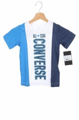 Tricou pentru copii Converse, Mărime 3-4y/ 104-110 cm, Culoare Alb, Bumbac, Preț 120,89 Lei