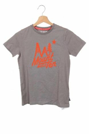 Tricou pentru copii Maloja, Mărime 9-10y/ 140-146 cm, Culoare Gri, Bumbac, Preț 88,65 Lei