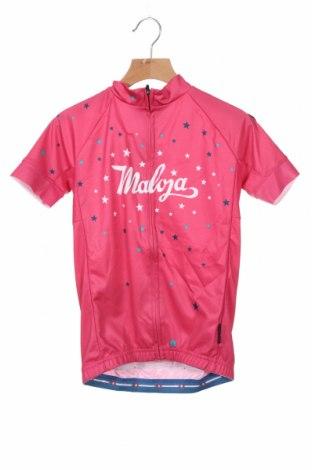 Tricou pentru copii Maloja, Mărime 11-12y/ 152-158 cm, Culoare Roz, Poliester, Preț 112,83 Lei