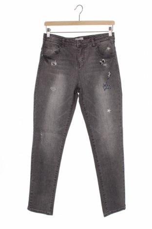 Παιδικά τζίν Reserved, Μέγεθος 12-13y/ 158-164 εκ., Χρώμα Γκρί, Τιμή 12,06€