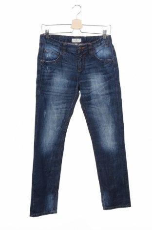 Dziecięce jeansy Tom Tailor, Rozmiar 14-15y/ 168-170 cm, Kolor Niebieski, 100% bawełna, Cena 135,00zł