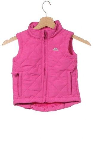 Vestă pentru copii Trespass, Mărime 18-24m/ 86-98 cm, Culoare Roz, 100% poliester, Preț 134,47 Lei
