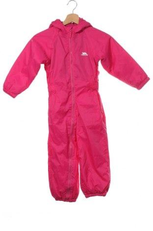 Детски гащеризон Trespass, Размер 2-3y/ 98-104 см, Цвят Розов, Полиамид, Цена 36,12лв.