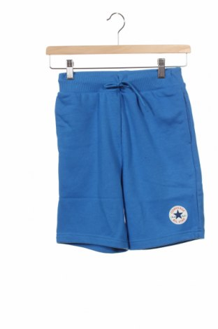 Dětské krátké kalhoty  Converse, Velikost 10-11y/ 146-152 cm, Barva Modrá, 60% bavlna, 40% polyester, Cena  641,00Kč