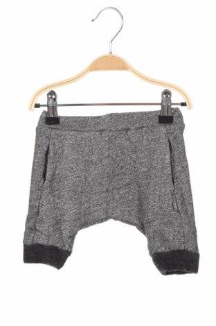 Pantaloni scurți pentru copii Imps&Elfs, Mărime 0-1m/ 50 cm, Culoare Gri, Bumbac, Preț 145,56 Lei
