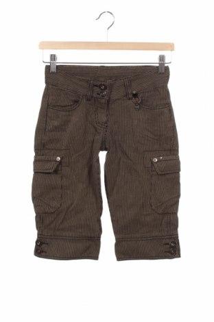 Pantaloni scurți pentru copii Mexx, Mărime 9-10y/ 140-146 cm, Culoare Verde, Bumbac, Preț 59,68 Lei