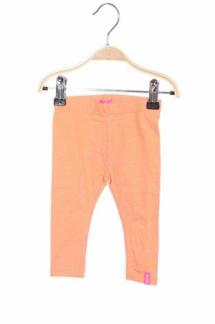 Детски клин Beebielove, Размер 3-6m/ 62-68 см, Цвят Оранжев, 95% памук, 5% еластан, Цена 19,50лв.