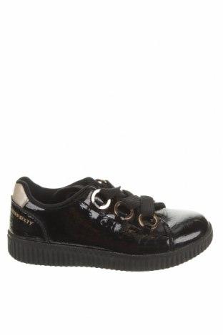 Παιδικά παπούτσια Miss Sixty, Μέγεθος 32, Χρώμα Μαύρο, Δερματίνη, Τιμή 19,49€