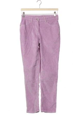 Dětské kalhoty , Velikost 10-11y/ 146-152 cm, Barva Fialová, 98% bavlna, 2% elastan, Cena  367,00Kč