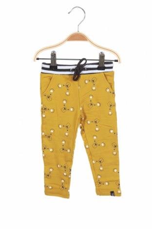 Dětské kalhoty  Beebielove, Velikost 6-9m/ 68-74 cm, Barva Zelená, 95% bavlna, 5% elastan, Cena  457,00Kč