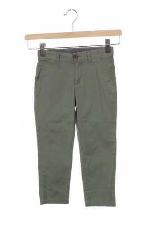 Παιδικό παντελόνι H&M, Μέγεθος 3-4y/ 104-110 εκ., Χρώμα Πράσινο, Βαμβάκι, Τιμή 14,39€