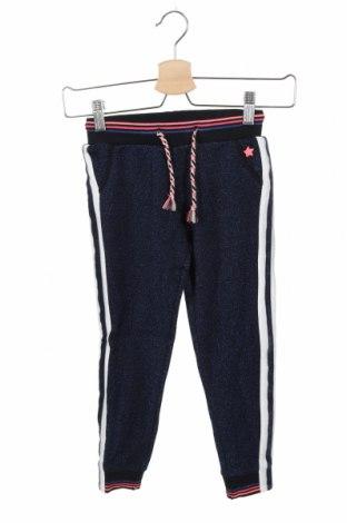 Dětské kalhoty  Like Flo, Velikost 5-6y/ 116-122 cm, Barva Modrá, 85% bavlna, 15% kovové nitě, Cena  641,00Kč