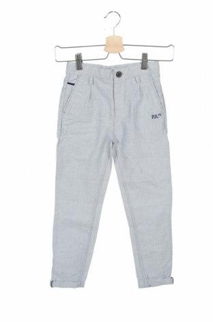 Pantaloni pentru copii Pepe Jeans, Mărime 6-7y/ 122-128 cm, Culoare Gri, Bumbac, Preț 361,35 Lei