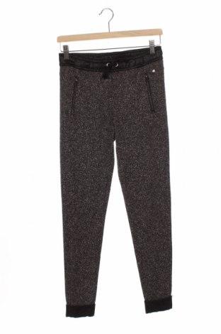 Детски панталон S.Oliver, Размер 11-12y/ 152-158 см, Цвят Черен, 80% полиестер, 20% памук, Цена 19,50лв.