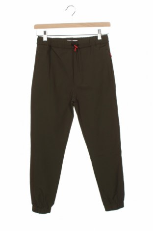 Παιδικό παντελόνι Zara, Μέγεθος 11-12y/ 152-158 εκ., Χρώμα Πράσινο, 90% πολυαμίδη, 10% ελαστάνη, Τιμή 17,63€