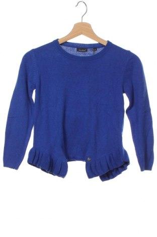 Pulover pentru copii Marc O'Polo, Mărime 5-6y/ 116-122 cm, Culoare Albastru, 45% viscoză, 25% lână, 25% poliamidă, 5% cașmir, Preț 233,06 Lei