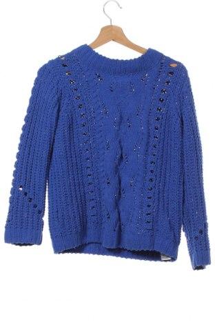 Dětský svetr  Name It, Velikost 10-11y/ 146-152 cm, Barva Modrá, Polyester, Cena  510,00Kč