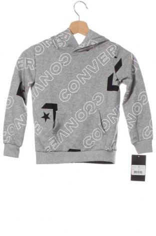 Dětská mikina  Converse, Velikost 3-4y/ 104-110 cm, Barva Šedá, 60% bavlna, 40% polyester, Cena  891,00Kč