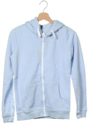 Hanorac pentru copii Outfitters Nation, Mărime 12-13y/ 158-164 cm, Culoare Albastru, 65% bumbac, 35% poliester, Preț 145,56 Lei