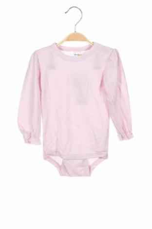 Haina body pentru copii Joha, Mărime 12-18m/ 80-86 cm, Culoare Roz, Merinos, Preț 103,62 Lei