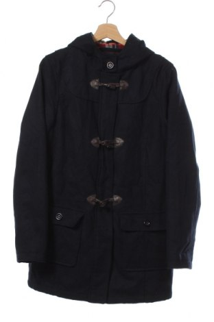 Dětský kabát  Here+There, Velikost 15-18y/ 170-176 cm, Barva Modrá, 93% polyester, 6% viskóza, 1% elastan, Cena  622,00Kč
